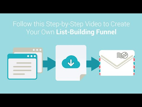 How to Create a Complete List Building Funnel