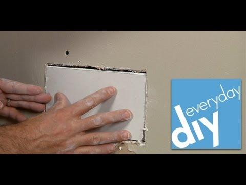 How to Repair Drywall — Buildipedia DIY