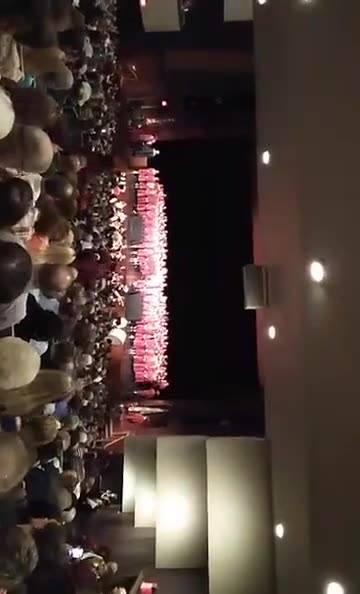Quick live Levi Graduation